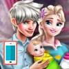 بازی دوقلوهای السا آنلاین دخترانه