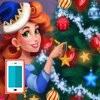 بازی تزیین درخت کریسمس آنلاین