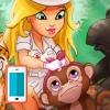 بازی دامپزشکی اندروید باربی حیوانات بازی آنلاین دخترانه کامپیوتر