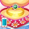بازی طراحی حلقه نامزدی عروسی السا آنلاین دخترانه