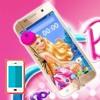 بازی طراحی گوشی و تزیین گوشی باربی آنلاین دخترانه
