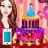 بازی کیک تولد دخترانه آنلاین