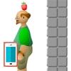 بازی آنلاین تیراندازی به سیب هدف گیری با کمان