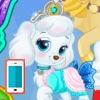 بازی آنلاین شستن حیوانات خانگی پرنسس ها