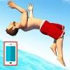بازی شیرجه زدن در استخر آب flip diving آنلاین