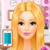 بازی آرایش صورت واقعی باربی دخترانه آنلاین