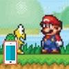 بازی آنلاین mario star scramble 2 ماریو