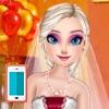 بازی باربی مدل مو آرایشی السا آنلاین