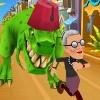 بازی مادربزرگ عصبانی دونده برای کامپیوتر آنلاین