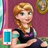 بازی بارداری السا و انا دخترانه حاملگی