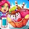 بازی بستنی سازی اندروید جدید دخترانه آنلاین