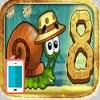 بازی آنلاین فکری کودکانه باب حلزون 8