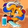 بازی روباه کوچولو مبارز آنلاین اندروید