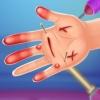 بازی پزشکی انلاین کامپیوتر درمان دست