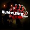 بازی آنلاین hum vs zerg 2
