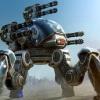 بازی ربات های جنگی کامپیوتر جدید و زامبی ها