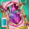 بازی جراحی قلب واقعی انلاین باربی
