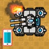 بازی کلش اف تانک clash of tanks اندروید کامپیوتر