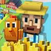 بازی مزرعه دار برای کامپیوتر جدید آنلاین مزرعه بلاکس
