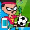 بازی فوتبال کارتونی 2019 برای اندروید کامپیوتر