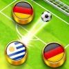 بازی آنلاین فلش بازی soccer stars برای کامپیوتر ساکر استارز pc انلاین