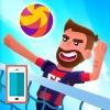 بازی والیبال حرفه ای اندروید با کیفیت بدون دیتا
