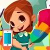 بازی اختلاف تصاویر کودکانه دخترانه در مدرسه