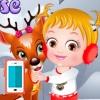 بازی آنلاین فلش بازی گوزن های شمالی گوزنی قطبی هیزل دخترانه اندروید