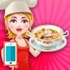بازی اشپزی سوپ عروسی ایتالیایی پختن دخترانه هیزل