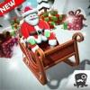 بازی سورتمه سواری برای کامپیوتر بابانوئل آنلاین