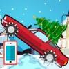 بازی ماشین سواری در برف زمستان اندروید آنلاین کامپیوتر