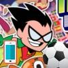 بازی پنالتی کارتونی زن شگفت انگیز فوتبال اندروید