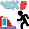 بازی vex 5 وکس اندروید مرحله ای مهارتی آنلاین