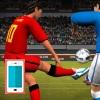 بازی ضربه آزاد قدیمی فوتبال یورو 2021، 2020 اندروید