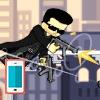 بازی گانگستر اسمیت فیزیکی تیراندازی اندروید کامپیوتر