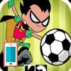 بازی فوتبال کارتونی 2021 برای اندروید کامپیوتر انلاین