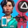 بازی سریال بازی مرکب squid game اندروید آنلاین کامپیوتر