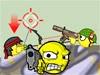 بازی آنلاین جنگ شکلک ها - جنگی اکشن