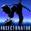 بازی کشتار حشرات - تیر اندازی