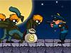 بازی آنلاین تله برای زامبی ها - تیر اندازی zombie