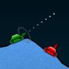 بازی آنلاین فلش  جنگ تانک  ها  - دو نفره جنگی