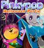 بازی اختلاف تصاویر  مهمانی هالووین پاپی صورتی - دخترانه
