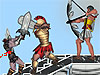 بازی نبرد دیوانه وار - استراتژی جنگی