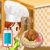 بازی آنلاین فلافل - دخترانه آشپزی فلش