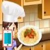 بازی آنلاین آشپزی سارا ماکارونی بولوگنس دخترانه