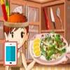 بازی آنلاین آشپزی سالاد باقلای سبز - دخترانه