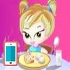 بازی آنلاین بچه داری به بچه صبحانه بده - دخترانه فلش