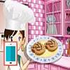 بازی آنلاین آشپزی کیک مربایی - دخترانه فلش