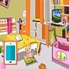 بازی مرتب کردن خونه - دخترانه