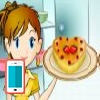 بازی آنلاین آشپزی کیک عشق - دخترانه  فلش
